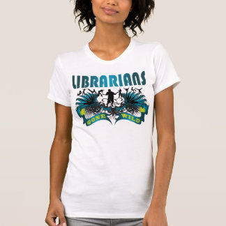 Librarians Gone Wild Tees