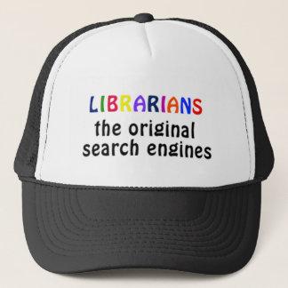 Librarians hat