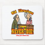 Librarians Mouse Pad