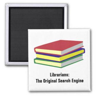 Librarians Original (customizable) Refrigerator Magnets