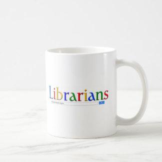 librarians the original search engine classic white coffee mug