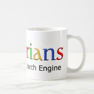 Librarians - The Original Search Engine Coffee Mug
