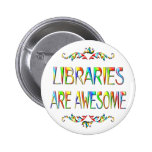 Libraries are Awesome Pins