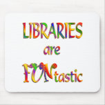 Libraries are FUNtastic Mouse Pad