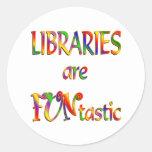 Libraries are FUNtastic Sticker