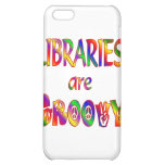 Libraries are Groovy iPhone 5C Case