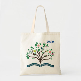 """""""Libraries Branching Out"""" Budget Tote"""