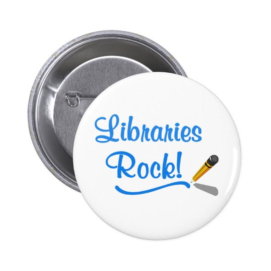 Libraries Rock! Button
