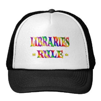 Libraries Rule Trucker Hat