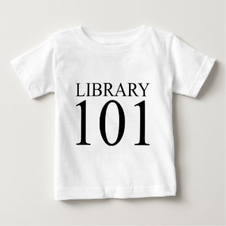 LIBRARY 101 BABY T-Shirt