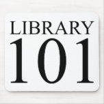 LIBRARY 101 MOUSEPADS