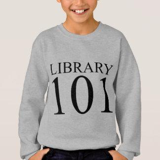 LIBRARY 101 SWEATSHIRT