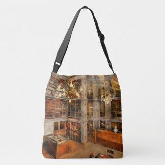 Library - A literary classic 1905 Crossbody Bag