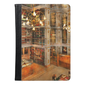 Library - A literary classic 1905 iPad Air Case