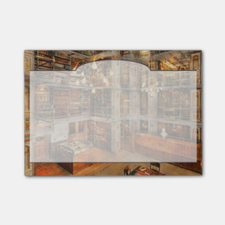 Library - A literary classic 1905 Post-it Notes