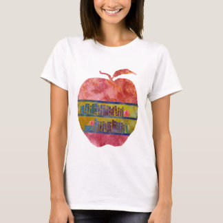 Library Apple T-Shirt