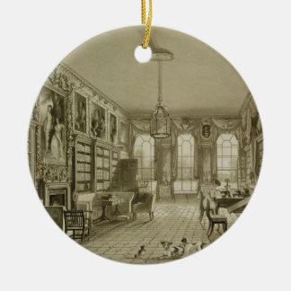 Library as Sitting Room, Cassiobury Park, c.1815, Ceramic Ornament