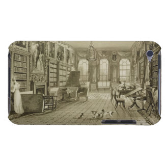 Library as Sitting Room, Cassiobury Park, c.1815, iPod Touch Case-Mate Case
