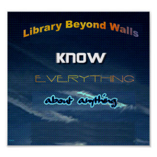 Library Beyond Walls 3 Poster