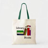 Library Book Bag bag