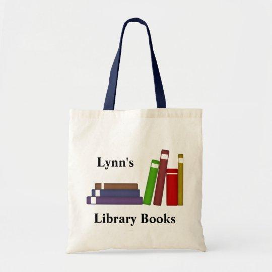 Library Book Bag (Name)