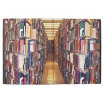 Library Book Shelves iPad Pro Case