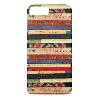 Library Books Abstract iPhone 7 Plus Case