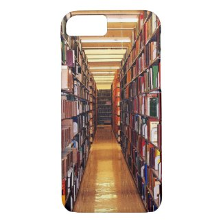 Library Books iPhone 7 Case