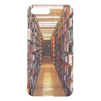 Library Books iPhone 7 Plus Case