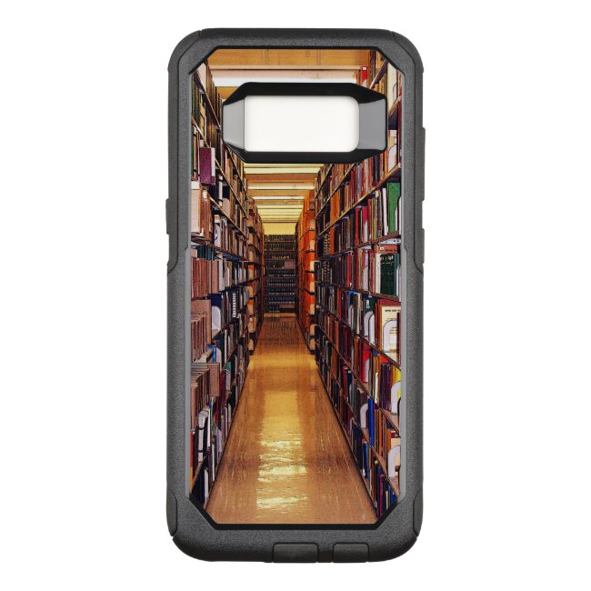Library Books OtterBox Samsung Galaxy S8 Case