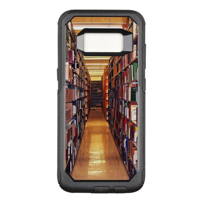 Library Books OtterBox Samsung Galaxy S8 Case