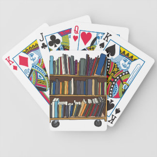 Library Books Deck Of Cards