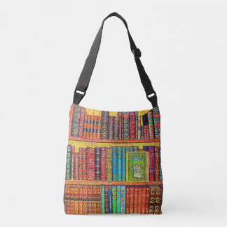 LIbrary Crossbody Bag