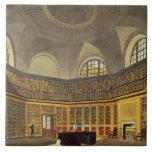 Library del rey, casa de Buckingham, del 'hola Teja Ceramica