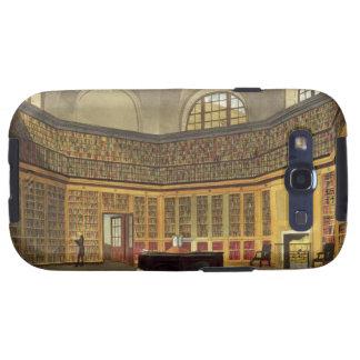 Library del rey, casa de Buckingham, del 'hola Galaxy SIII Fundas