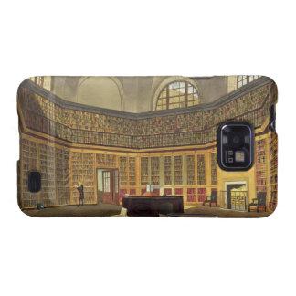 Library del rey, casa de Buckingham, del 'hola Samsung Galaxy SII Carcasa