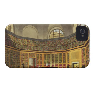 Library del rey, casa de Buckingham, del 'hola iPhone 4 Case-Mate Protector