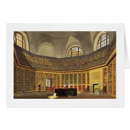 Library del rey, casa de Buckingham, del 'hola Felicitacion