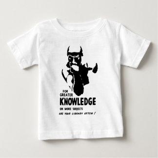 Library Digital Art Baby T-Shirt