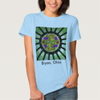 Library Dome  Bryan, Ohio Tees
