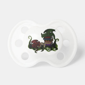 Library Dragons Pacifier