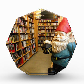 Library Gnome I Award