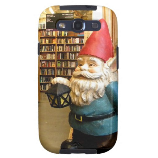 Library Gnome I Galaxy SIII Case
