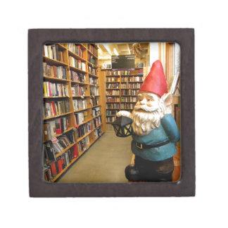 Library Gnome I Gift Box
