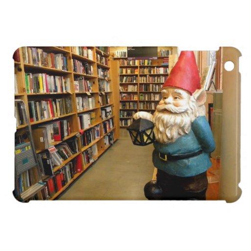 Library Gnome I iPad Mini Cases