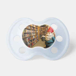 Library Gnome I Pacifier