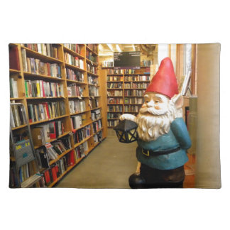 Library Gnome I Placemat