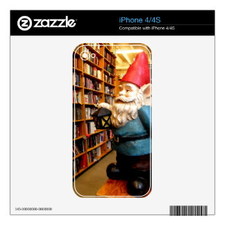 Library Gnome II Decals For The iPhone 4S