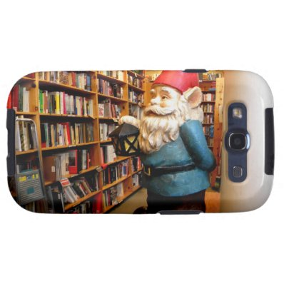 Library Gnome II Galaxy S3 Cover