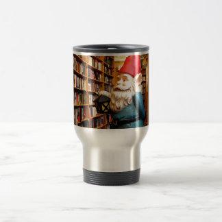 Library Gnome II Coffee Mug